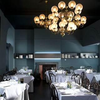 Restaurant Mark Greenaway - Edinburgh