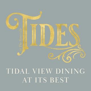 Tides Restaurant - Somerville Hotel  - St. Aubin