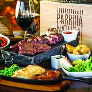 Parrilla Natural Restaurant