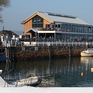 The Boat House - Main Deck Bar & Restaurant - Jersey