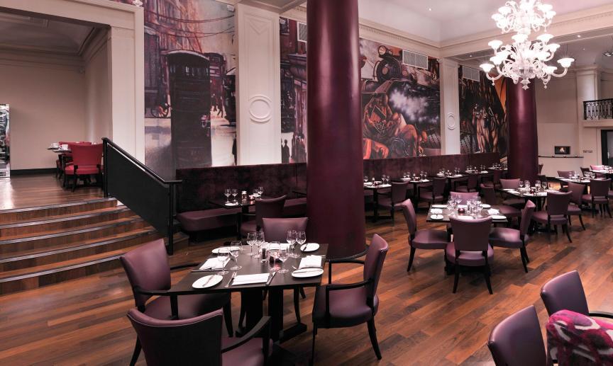 grand central hotel glasgow tempus book restaurants. Black Bedroom Furniture Sets. Home Design Ideas