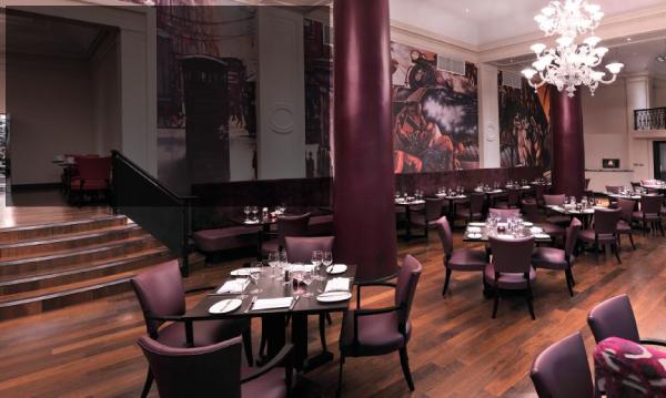 Tempus Restaurant Glasgow