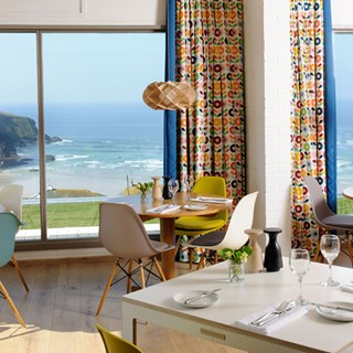 Bedruthan Hotel - Wild Cafe - Trenance
