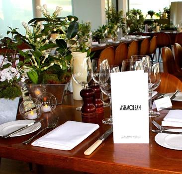 Ashmolean Dining Room Menu | shoe800.com