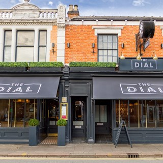 The Dial Restaurant - Burton-on-Trent