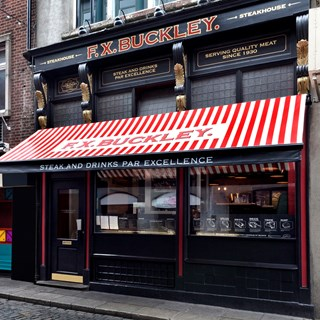 FXBuckley Steakhouse Temple Bar - Dublin