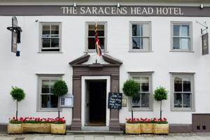 The Saracens Head Hotel - Great Dunmow