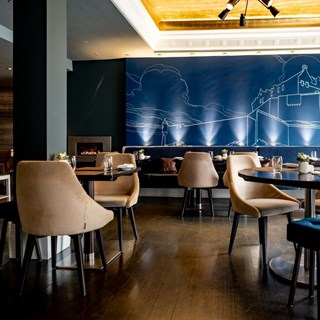 Castle Terrace Restaurant - Edinburgh