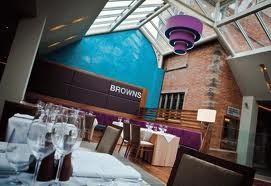 Browns at The Mere Golf Resort and Spa  - Knutsford