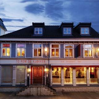 To Rom og Kjøkken - 7010 Trondheim