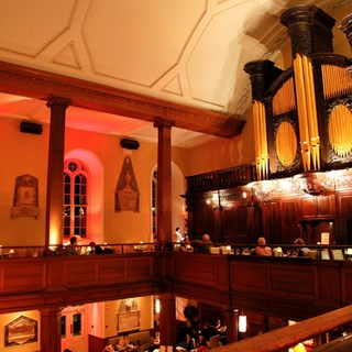 The Gallery Restaurant at The Church - Dublin