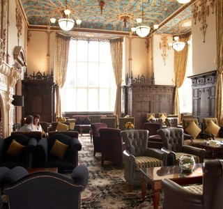 Crewe Hall -The Brasserie