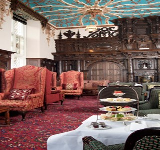 Crewe Hall - Afternoon Tea