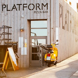 Platform Pizza Bar - Bray