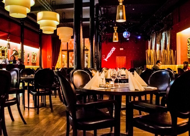 Taboo Restaurant - Book restaurants online with ResDiary