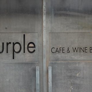 Purple cafe and wine bar Seattle