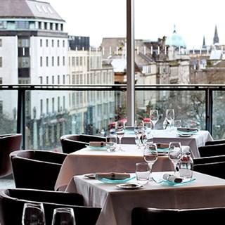 Harvey Nichols Forth Floor Restaurant - Edinburgh