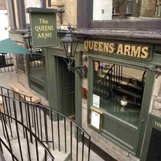 The Queens Arms - Edinburgh