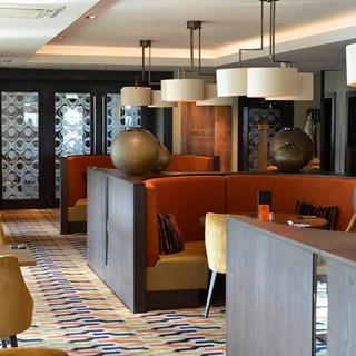 Opal Restaurant at Radstone Hotel - Larkhall