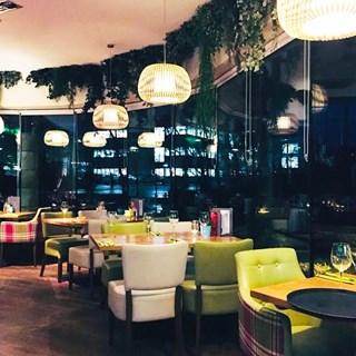 CHARWOOD - Grillhouse & Pizzeria - Edinburgh