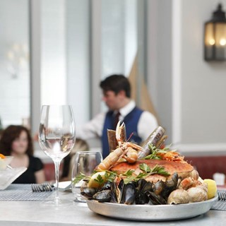 GB1 Seafood and Oyster Bar Restaurant - Brighton