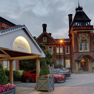 The Country Kitchen Carvery at Moor Hall Hotel - Sutton Coldfield