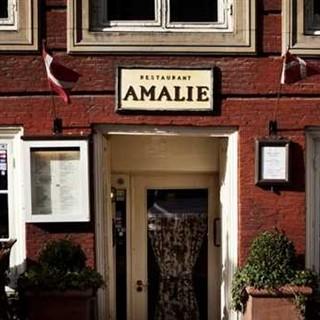Restaurant Amalie - 1256 København K