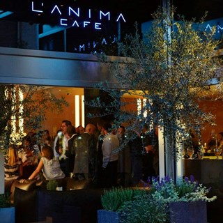 L'Anima Cafe - London