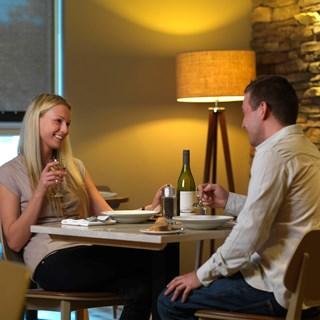 Inverdruie Restaurant at Hilton Coylumbridge - Aviemore