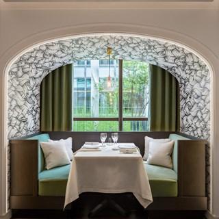Restaurant Mathieu Pacaud - Histoires - Paris