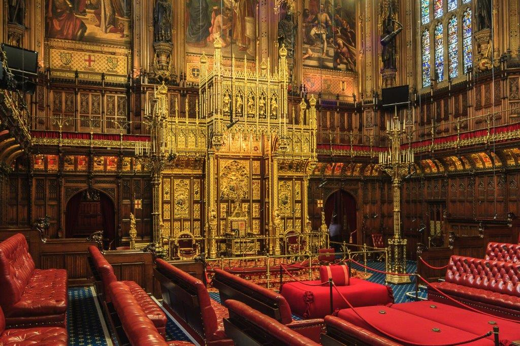Peers Dining Room House Of Lords