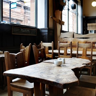 Cafe Gandolfi - Glasgow