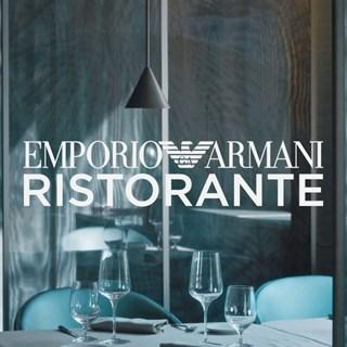 Emporio Armani Caffe & Ristorante - Milano