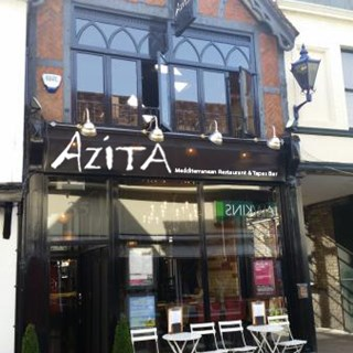 Bar Azita Hitchin  - Hitchin