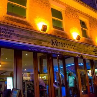 MACKENZIES CAFE BAR SWINDON
