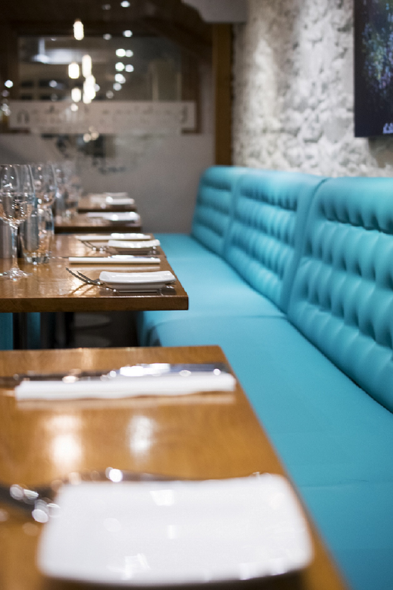 Barbican Kitchen - Book restaurants online with ResDiary
