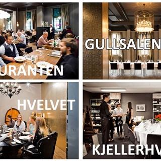 Hvelvet Restaurant - 2609 Lillehammer