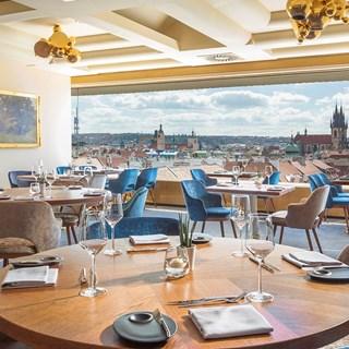 Zlatá Praha Restaurant - Prague 1