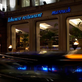 Maroush Vere Street - London