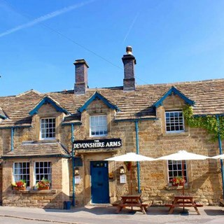The Devonshire Arms Pilsley - Bakewell