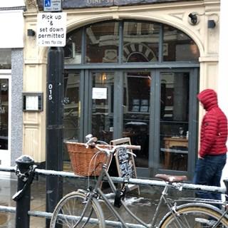 Pizzeria Rustica - London