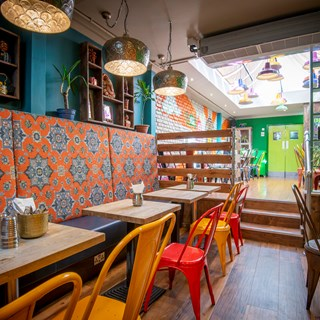 Curry Leaf Cafe – Brighton Lanes - Brighton