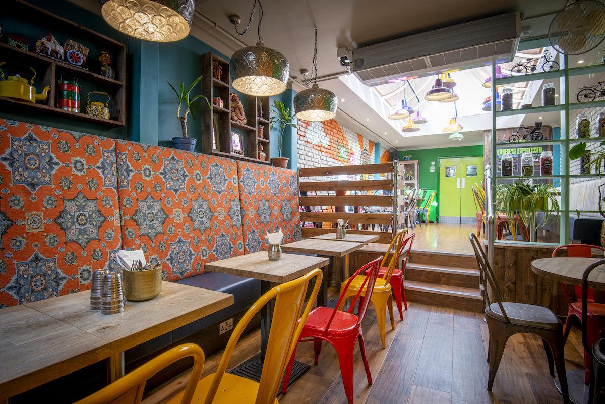 Curry Leaf Cafe Brighton Lanes Book Restaurants Online