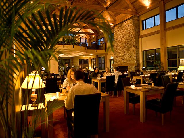 Rafters Restaurant Celtic Manor Resort Celtic Manor Resort