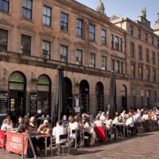 Alla Piazza - Glasgow