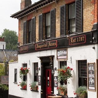 Imperial Arms Pub and Courtyard Bistro - Chislehurst