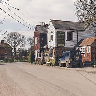 The Red Lion, Stodmarsh - Canterbury