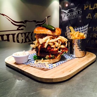 Hickory's Smokehouse & Grill - Newtownards