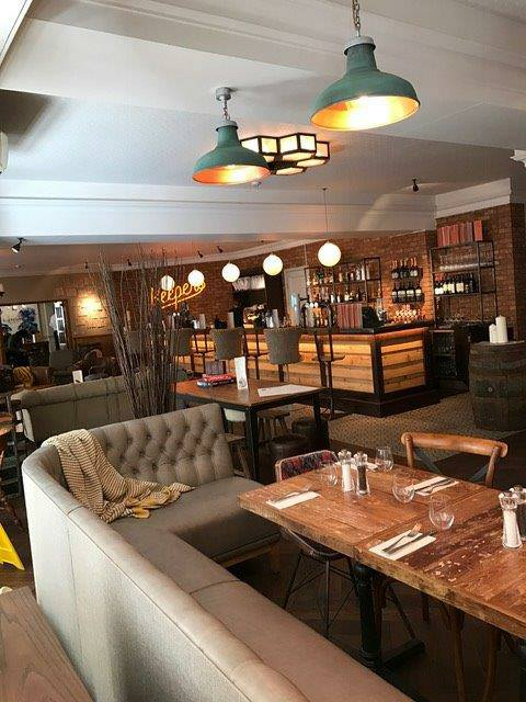 Keepers Kitchen Bar Bristol Book Restaurants Online With Resdiary