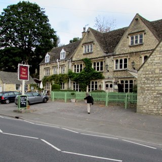 The Old Fleece - Stroud